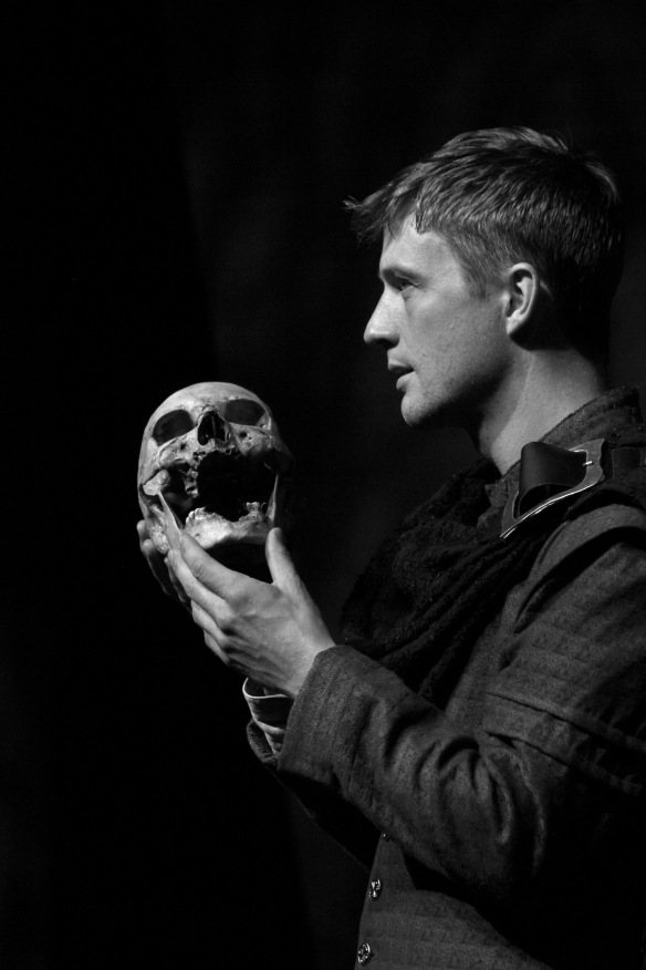 Alas, poor Yorrick... photo by Carissa Dixon