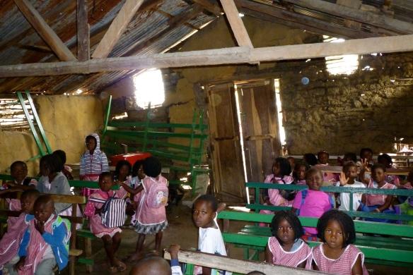 Orphan Feeding Program & School House