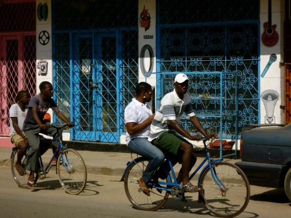 Mozambique Taxi